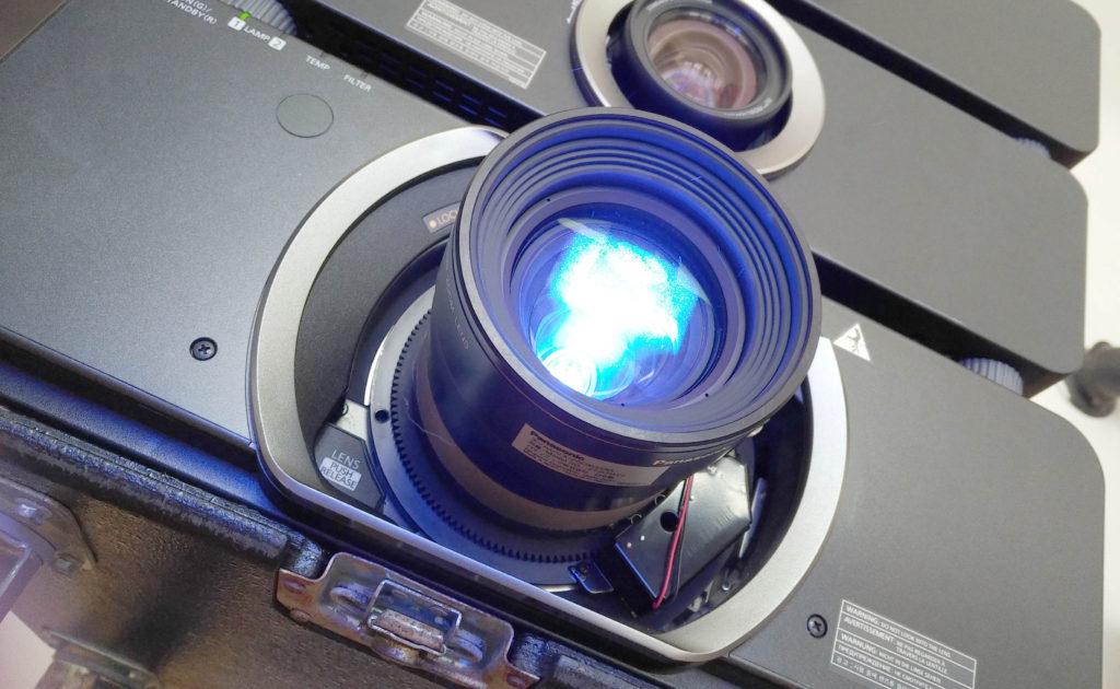 Beamer Verleih in Wien. Mieten Sie bei uns professionelle Projektoren unterschiedlicher Leistungsklassen. Bis zu 20.000 ANSI Lumen!