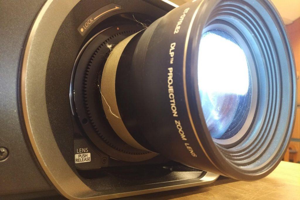 Objektiv Panasonic ET-D75LE2